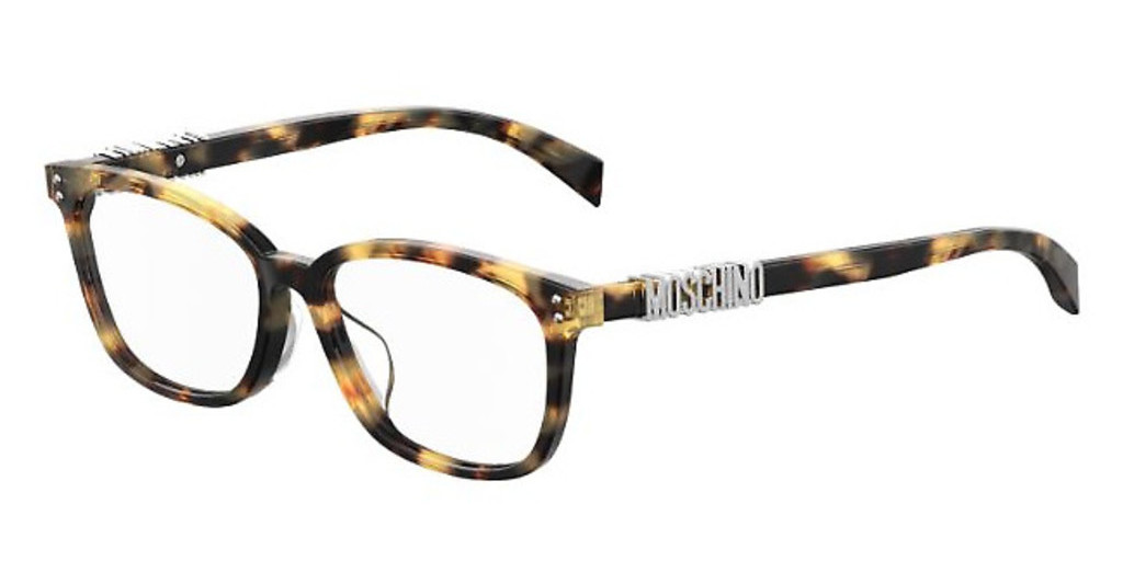 Moschino   MOS525/F SCL YLLW HVNA