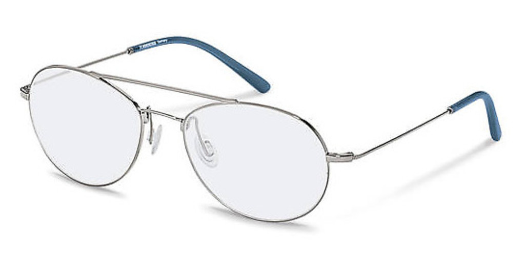 Rodenstock   R2619 D silver, blue