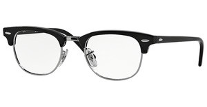 Ray-Ban RX5154 2000 SHINY BLACK