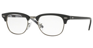 Ray-Ban RX5154 5649 BLACK ON TEXTURE CAMUFLAGE