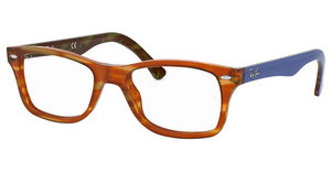 Ray-Ban RX5228 5799 LIGHT BROWN HAVANA