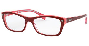 Ray-Ban RX5255 5777 TOP RED/PINK/FUXIA