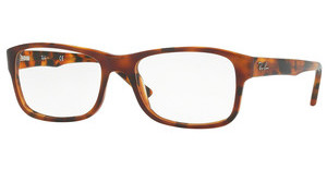 Ray-Ban RX5268 5675 TOP BROWN HAVANA/YELLOW HAVANA