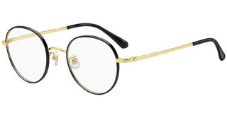 Kate Spade HELKA/F 2M2 BLK GOLD