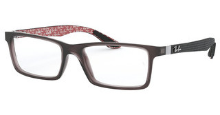 Ray-Ban RX8901 5845 TRANSPARENT GREY