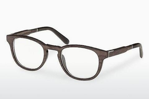 Designer szemüvegek Wood Fellas Bogenhausen (10911 black oak)