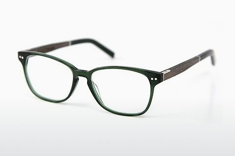 Designer szemüvegek Wood Fellas Sendling Premium (10937 grey oak/crystal green)