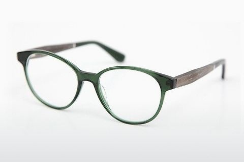 Designer szemüvegek Wood Fellas Haldenwang (10972 grey oak/crystal green)