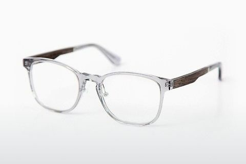 Designer szemüvegek Wood Fellas Friedenfels (10975 black oak/crystal grey)
