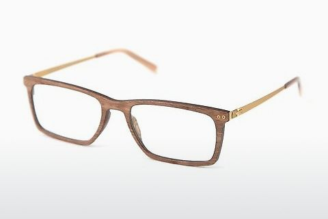 Designer szemüvegek Wood Fellas Maximilian Air (10996 walnut)