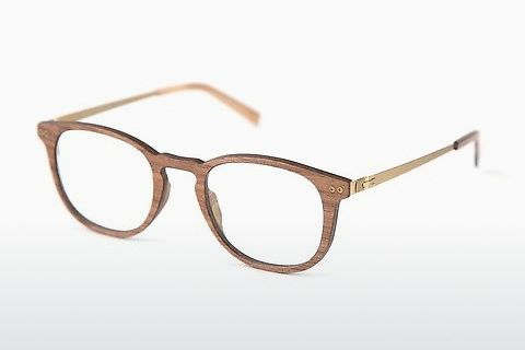 Designer szemüvegek Wood Fellas Bogenhausen Air (10997 walnut)
