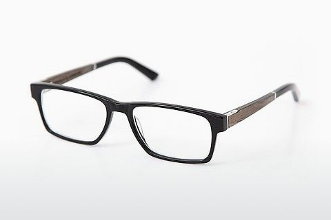 Designer szemüvegek Wood Fellas Maximilian (10999 black oak/black)