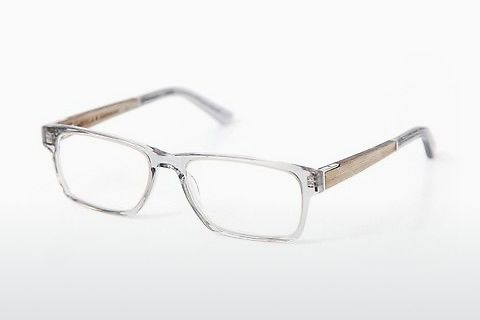 Designer szemüvegek Wood Fellas Maximilian (10999 oak/crystal grey)