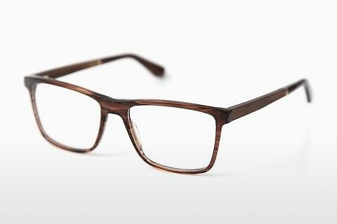 Designer szemüvegek Wood Fellas Wildenwart (11003 walnut/crystal brw)
