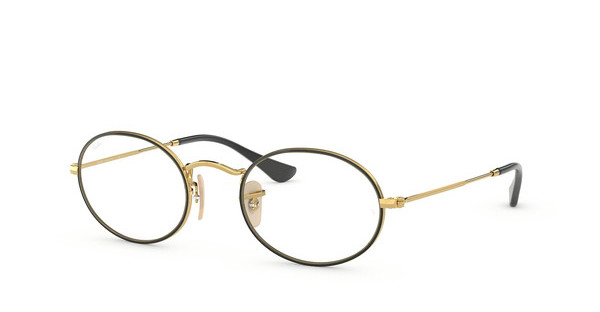 Ray-Ban   RX3547V 2991 GOLD ON TOP BLACK