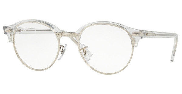 Ray-Ban   RX4246V 2001 WHITE TRASPARENT