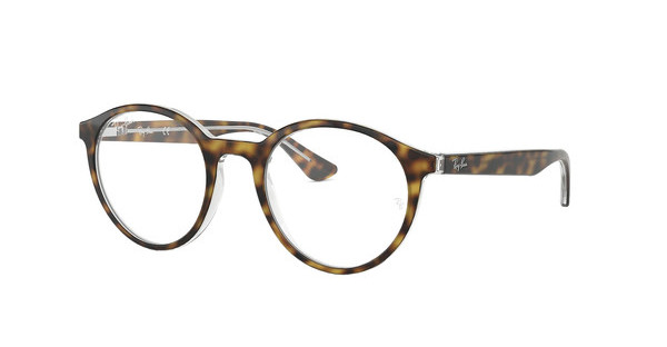 Ray-Ban   RX5361 5082 TOP HAVANA ON TRANSPARENT