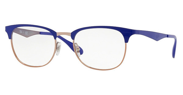 Ray-Ban   RX6346 2972 COPPER ON TOP VIOLET