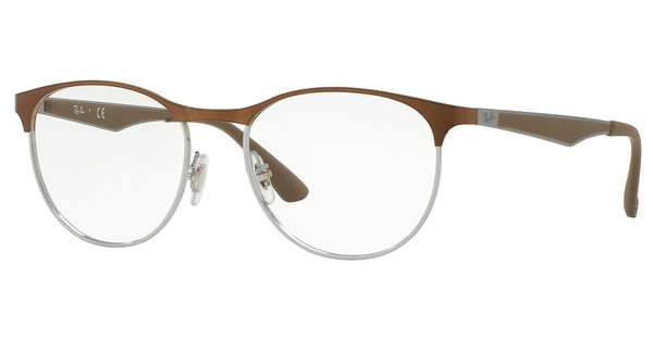 Ray-Ban   RX6365 2531 LIGHT BROWN GLOSS