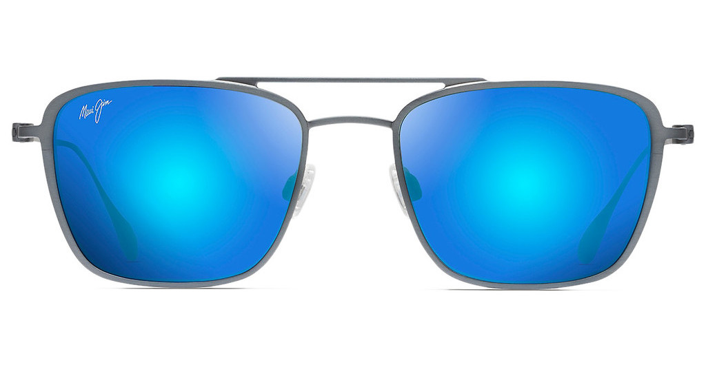 Maui Jim   Ebb & Flow B542-27A Blue HawaiiDove Grey