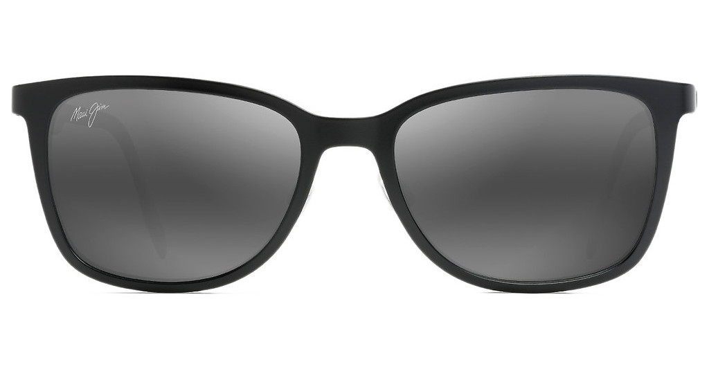 Maui Jim   Naupaka 775-2M Neutral GreySatin Black