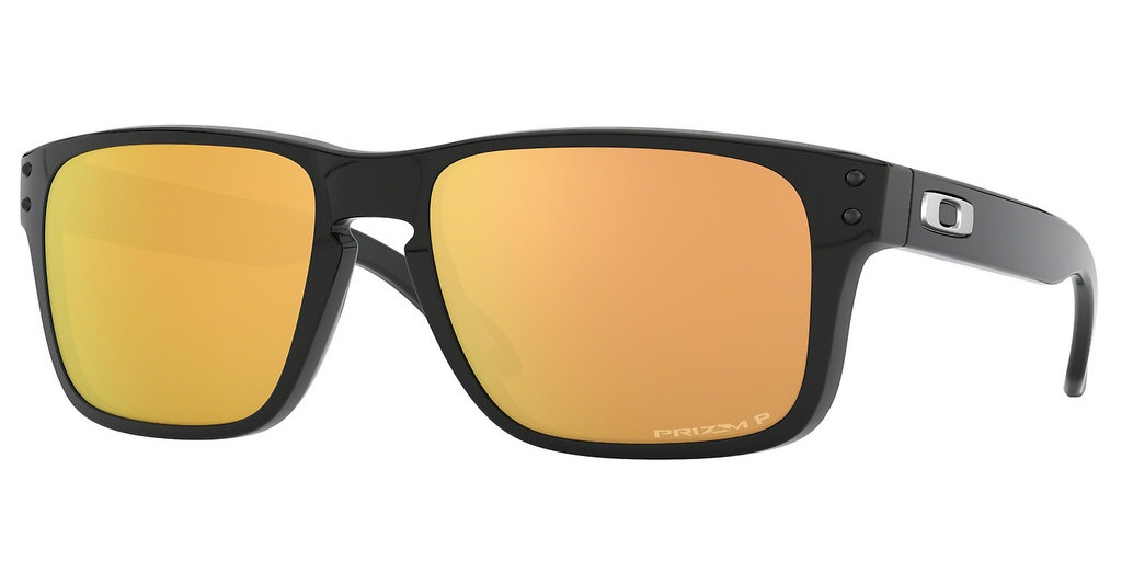 Oakley   OJ9007 900707 PRIZM ROSE GOLD POLARIZEDPOLISHED BLACK