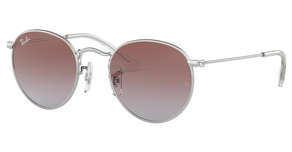 Ray-Ban Junior   RJ9547S 212/I8 LIGHT BLUE GRADIENT VIOLETSILVER