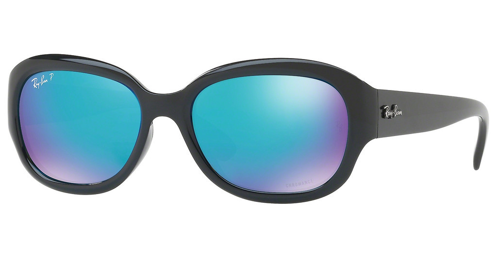 Ray-Ban   RB4282CH 601/A1 GREEN MIR BLUE POLARBLACK