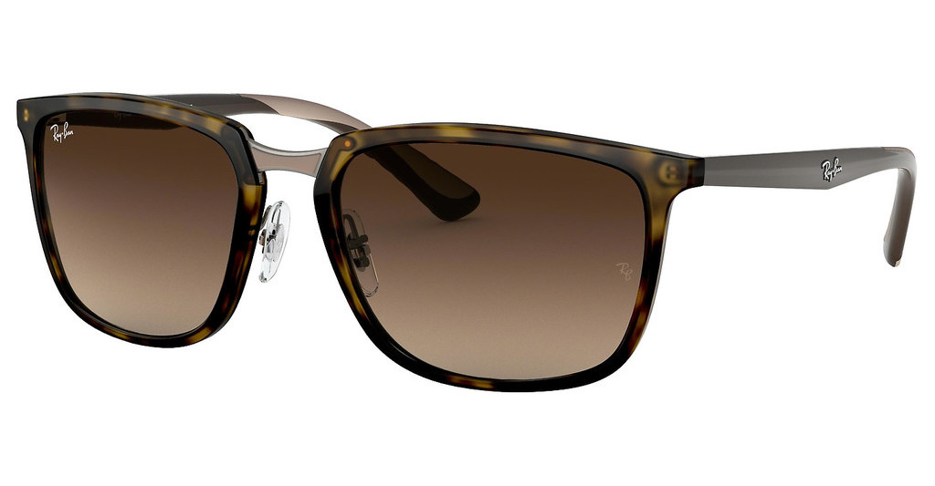 Ray-Ban   RB4303 710/13 BROWN GRADIENTLIGHT HAVANA