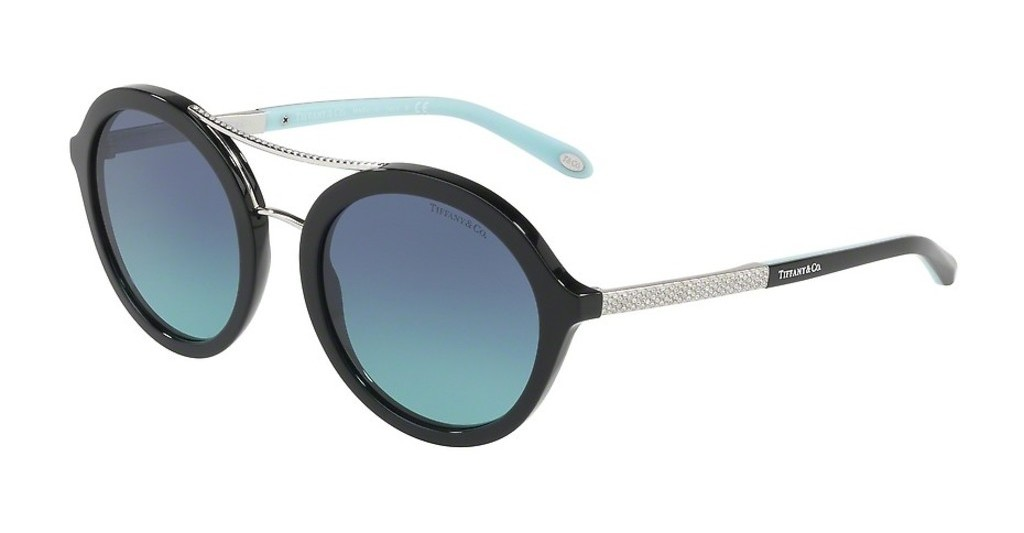 Tiffany   TF4136B 80019S AZURE GRADIENT BLUEBLACK