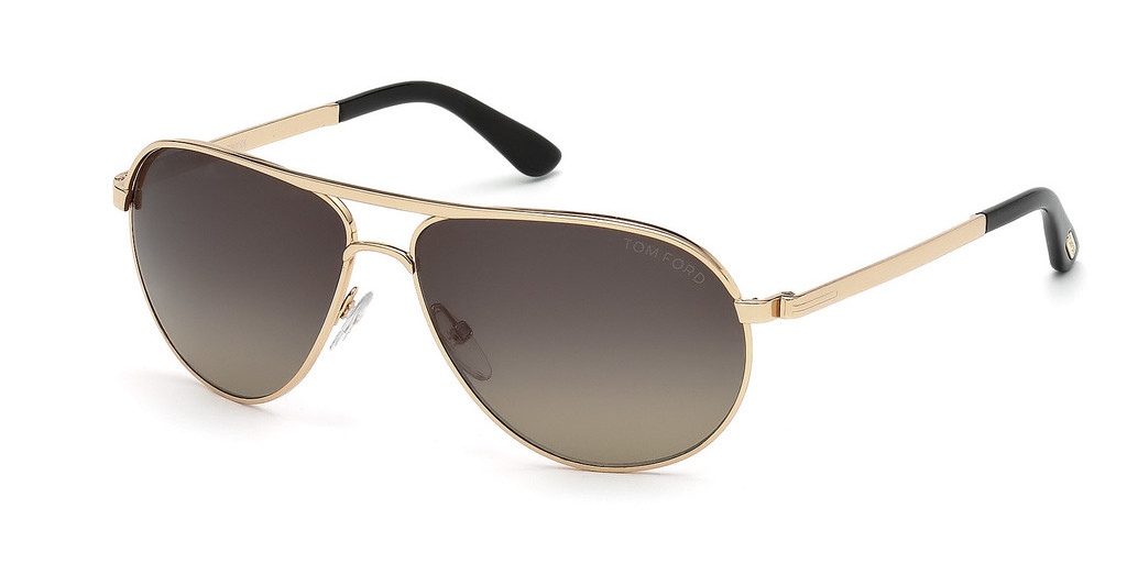 Tom Ford   FT0144 28D grau polarisierendrosé
