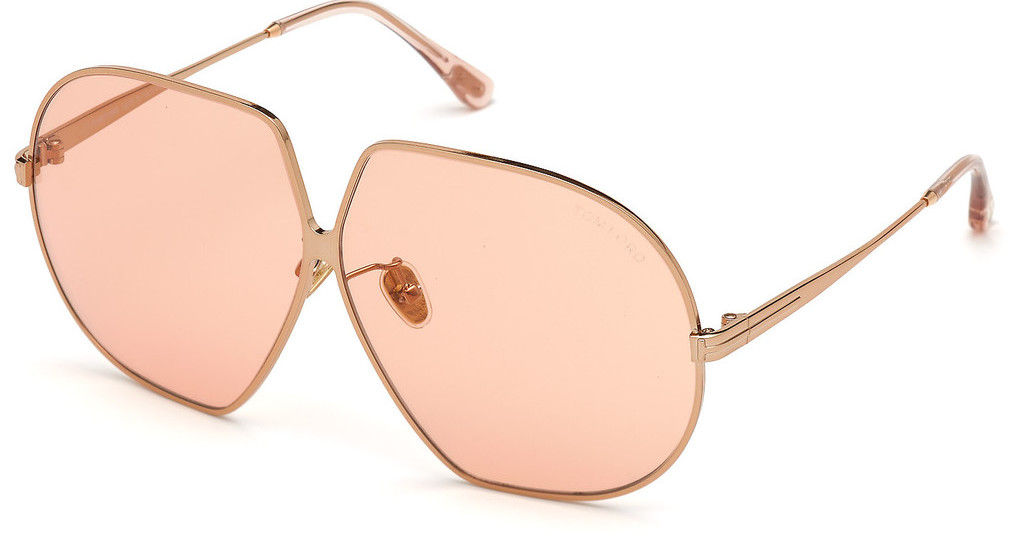 Tom Ford   FT0785 33E braungold