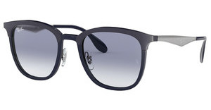 Ray-Ban RB4278 633619 CLEAR GRADIENT LIGHT BLUEBLUE