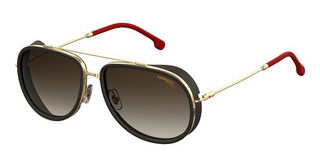 Carrera CARRERA 166/S Y11/HA BRWN SFGOLD RED