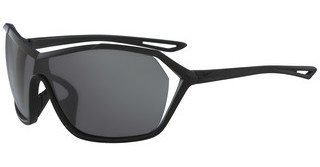 Nike NIKE HELIX ELITE M EV1037 001 MATTE BLACK/ WITH MATTE BLACK TEMPLE AND GREY W/ BLACK MIRROR  LENS