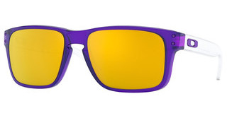Oakley OJ9007 900706 24K IRIDIUMTRANSLUCENT PURPLE