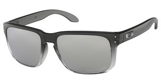 Oakley OO9102 9102A9 CHROME IRIDIUM POLARIZEDDARK INK FADE