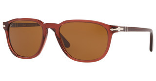 Persol PO3019S 110433 BROWNTRANSPARENT RED