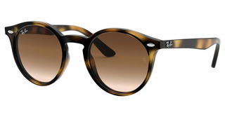 Ray-Ban Junior RJ9064S 152/13 BROWN GRADIENTSHINY HAVANA