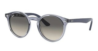 Ray-Ban Junior RJ9064S 705011 GREY GRADIENT DARK GREYTRANSPARENT BLUE