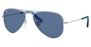 Ray-Ban Junior RJ9506S 212/80 DARK BLUESILVER