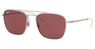 Ray-Ban RB3588 911675 DARK VIOLETRUBBER SILVER