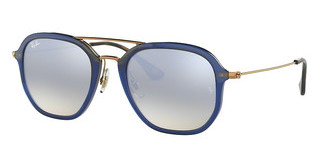 Ray-Ban RB4273 62599U GREY FLASH GRADIENTSHINY BLUE