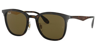 Ray-Ban RB4278 628373 DARK BROWNHAVANA/MATTE HAVANA