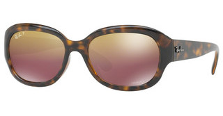Ray-Ban RB4282CH 710/6B PURPLE MIR GOLD GRADIENT POLARHAVANA