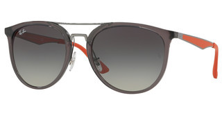 Ray-Ban RB4285 637311 GREY GRADIENTTRANSPARENT GREY