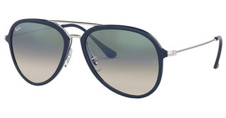 Ray-Ban RB4298 63343A CLEAR GRADIENT GREENBLUE