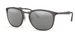 Ray-Ban RB4299 606/88 GRAY MIRROR SILVER GRADIENTSMOKEY BLACK