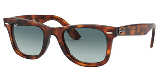 Ray-Ban RB4340 63973M BLUE GRADIENT GREYRED HAVANA