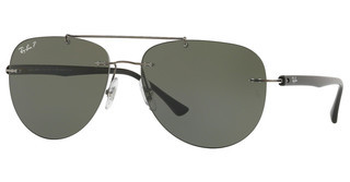 Ray-Ban RB8059 004/9A POLAR GREENGUNMETAL